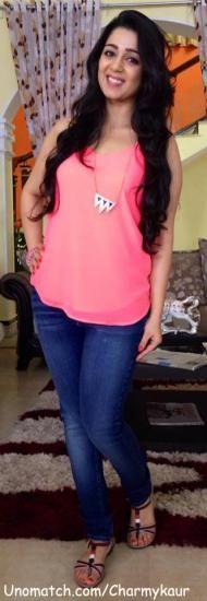 Charmy Kaur, Peplum, Actresses, Indian, Tops, Women, Fashion, Female Actresses, Moda