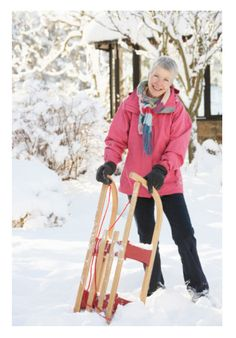 Keeping Seniors Safe Outdoors This Winter