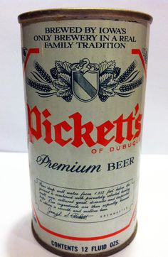 Picketts of Dublin Beer