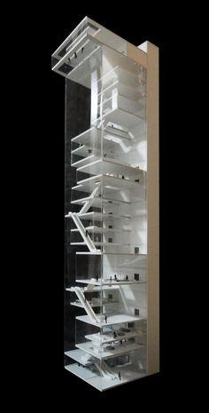 Vertical Omotesando - Architect Wai Think Tank