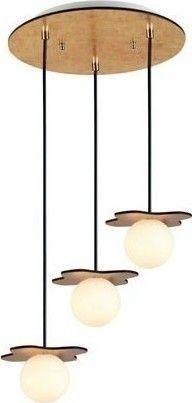 Φωτιστικό οροφής τρίφωτο Ertio (Μήκος: 35 Βάθος: 35 Ύψος: 70)  - 57.90 Decor, Lamp, Light, Lighting, Ceiling, Pendant Light, Home Decor, Ceiling Lights