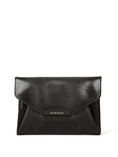 84658a5662 Givenchy - Antigona Python Envelope Clutch Bags Game, Givenchy Antigona,  Saks Fifth Avenue,