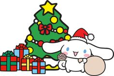 Holiday Gifting 2015 Wallpaper at Sanrio :) #Cinnamoroll