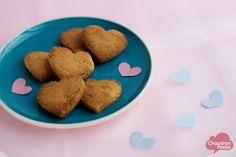 #vegan #valentin #lactosefree #heart #biscuit