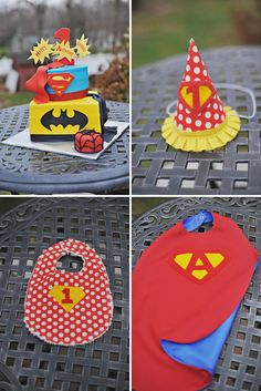 Superhero themed!