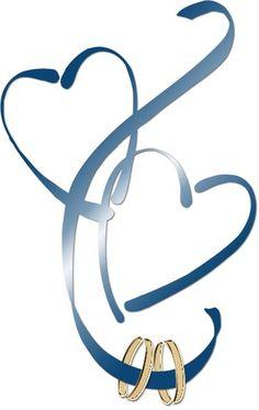 2 hearts | Book Interior Typesetting & Design, Business & Prayer cards,