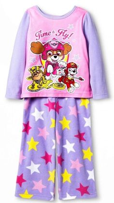 Baby Girls Nickelodeon Paw Patrol 2pc Pajamas Set Size 2T New with Tags Kids NWT #Nickelodeon #TwoPiece
