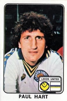 1979 Panini Football UK #184 Paul Hart | The Trading Card Database Leeds United, Trading Card Database, Football Cards, Soccer, The Unit, Fan, Stickers, Soccer Cards, Futbol