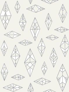 Indian Summer Wallpaper in Cream, Silver, and White design by Juju | BURKE DECOR