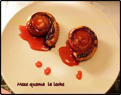 Orejones de Halloween mira la receta en http://mesequemalaleche.blogspot.com.es/2012/10/orejones-de-halloween.html