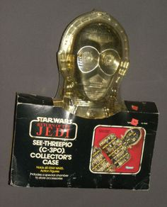 Vintage Kenner Collectors Cases: Warning! May Cause Hibernation Sickness for Action Figures | StarWars.com