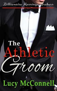 KJ's Book Nook: The Athletic Groom by Lucy McConnell