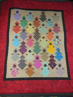 Griswell Quilters has chosen this pattern as the block of the month for Jan 2015