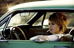 Camille Rowe for A Perfect Guide