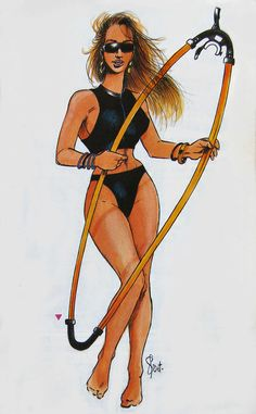 windsurfing-babe-french-comic-1991.jpg (1422×2300)