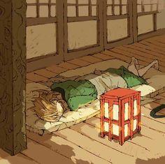 Sengoku Basara fan-art
