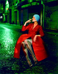 Paolo Roversi | Paris en couleurs