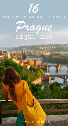 Prague is a city full of charm, brilliance and wonderful in all aspects. The Czech capital has the quality to dazzle you with its unique beauty.
