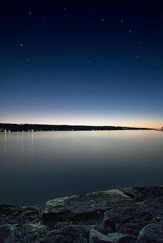 Cayuga Lake - Ithaca, NY