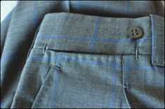 Ambrosi - detail / coin pocket