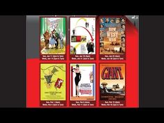 Cinemark Classic Series - January and February 2015