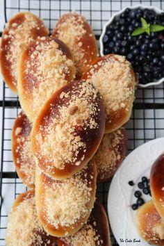 Bardzo rzadko wracam do przepisów,które pozwalają wykonać coś co już kiedyś robiłam. Wychodzę z założenia,że jest tyle wspaniałych przepi... Polish Recipes, Polish Food, Lemon Loaf, Blue Berry Muffins, Blueberries Muffins, How Sweet Eats, Bagel, Dessert Recipes, Food And Drink