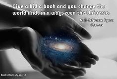 change the universe: read