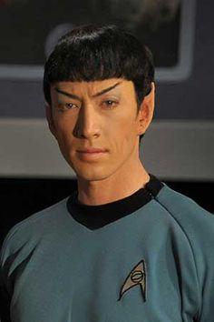 Todd Haberkorn as Mr. Watch Star Trek, Star Trek Tos, Star Wars, Todd Haberkorn, Star Trek Continues, Star Trek Characters, Spock, Series Movies, New Adventures