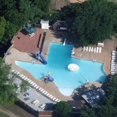 The Texas Pool on the Creek - open to the public on Labor Day for non-members