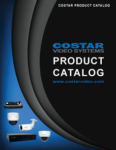 Our new product catalog is here! Request one today: http://www.costarvideo.com/Technical-Support/Catalog-Request