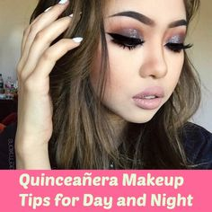 Quinceanera Makeup Tips: change your makeup from day to night with these tips and tricks!