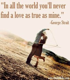 Re-pin if you LOVE this song by George Strait!