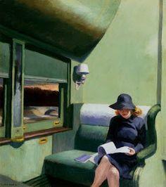 Framed Canvas Print: American Art Framed Art by Edward Hopper : Framed Canvas Prints, Canvas Frame, Framed Art, Wall Art, Art Prints, Norman Rockwell, Hooper Edward, Edouard Hopper, Ink