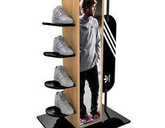 Adidas Skateboarding, Behance, Adidas Originals, Footwear, Display, Gallery, Floor Space, Shoe, Billboard