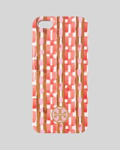 Tory Burch Painted Link Hard Shell...