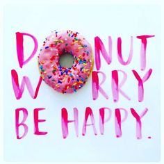 That doughnut looks really yummy right now...