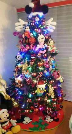 9 mejores imágenes de árbol de navidad disney  1ca6e088832