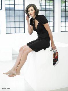 Alissa Jung (Actress) Alissa Jung, Barefoot Girls, Ballet Skirt, Celebs, Actresses, Skirts, Black, Tops, Women
