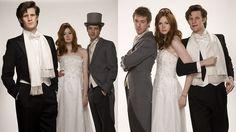 BBC One - Doctor Who, Series 5, The Big Bang , Wedding Album