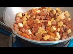 (1) Easy Luncheon meat with tofu Recipe - YouTube Tofu Recipes, Dog Food Recipes, Tofu Dishes, The Creator, Meat, Vegetables, Youtube, Firm Tofu Recipes, Dog Recipes