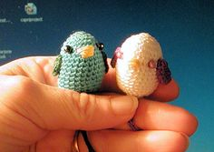 Welcome to the Nest: Bird Book Thong Crochet Pattern