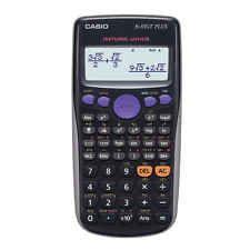 Casio Taschenrechner FX-83GTPLUS-S-UH Neu und OVP
