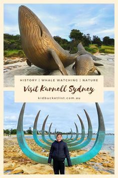 Visit Kurnell with Kids : Exploring Botany Bay - The Kid Bucket List