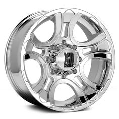 KMC XD Series Crank Chrome Wheel Find the Classic Rims of Your Dreams - www.allcarwheels.com