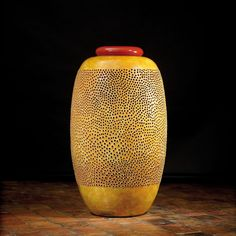 Thumm Peter : Painter & Decorator of surfaces, Decorative objects, Vases, Jars, Pots, Ceramic, Clay, Sandstone