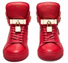 Buscemi Unveils 100MM Alta High-Top Sneaker For Women