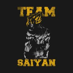 Team saiyan t-shirt - Visit now for 3D Dragon Ball Z compression shirts now on sale! #dragonball #dbz #dragonballsuper