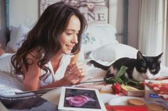 Jennifer Love Hewitt ... Brought to you in part by StoneArtUSA.com ~ affordable custom pet memorials since 2001