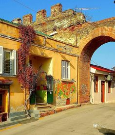 Thessaloniki, Macedonia, Greece, Mansions, History, House Styles, Greece Country, Historia, Manor Houses