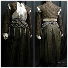 Game of Thrones Arya Stark Braavos Costume